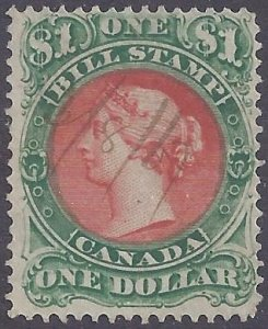 Canada Revenue scott #FB34 used F-VF
