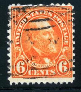 United States - SC #638 - used - 1927 - Item USA002