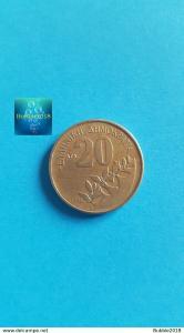 Greece 1994 20 Drachmes (Grade VF)