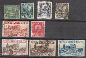 Tunisia Used & Mint Lot #200102-6