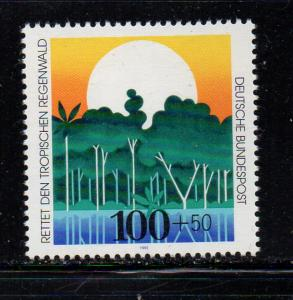 Germany Sc B733 1992 Rain Forests stampmint NH