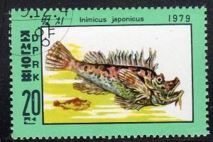 1889 - Cto-nh - Devil Stinger Fish