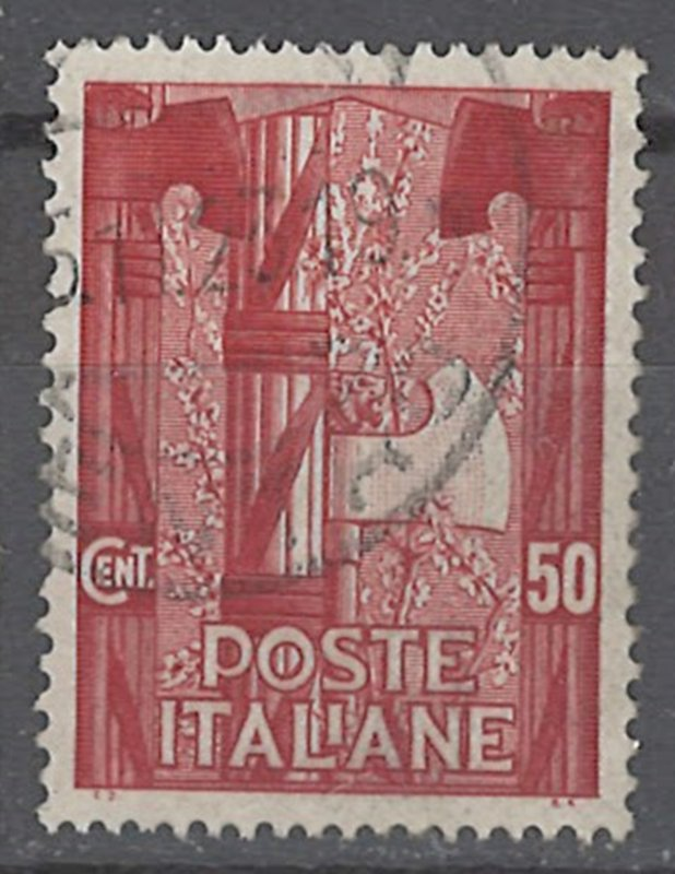 COLLECTION LOT # 2397 ITALY #161 1923 CV=$18