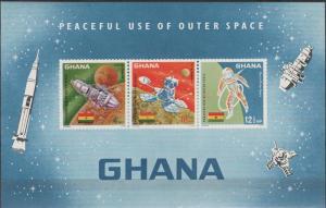 Ghana #307a  MNH F-VF (SU1407L)