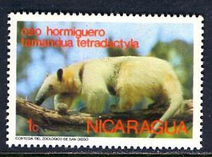 Nicaragua; 1974: Sc. # 946: */MH Single Stamp