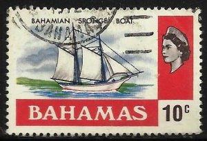 Bahamas 1971 Scott# 321 Used