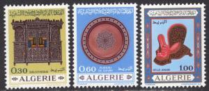 ALGERIA SCOTT 421-423