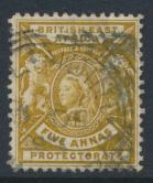 British East Africa Company  SG 72  SC#80  Used -  see details