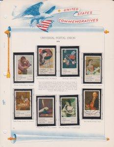 Americas U.S. Postage Stamps