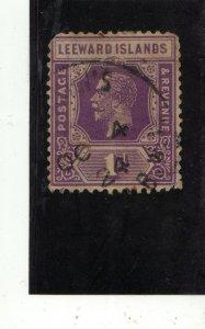 1921 -1932 King George V 1P Violet