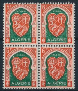 Algeria stamp Coat of arms MNH 1958 Mi 374 WS196808