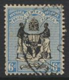 British Central Africa    SG 24 SC# 24 Used / FU  see details
