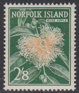 Norfolk Is. 39 MNH - Rose Apple