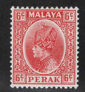 MALAYA Perak Scott 73 MH* stamp 1937