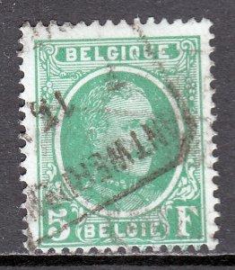 Belgium - Scott #189 - Used - SCV $1.60