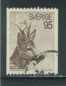 Sweden 750A  Used tagged (10