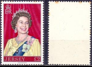 Jersey. 1977. 172. Queen. MNH.