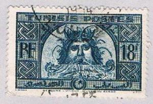 Tunisia 192 Used Neptune 1947 (BP31817)