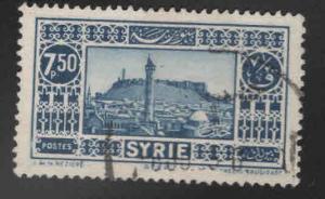 Syria Scott 225 Used stamp