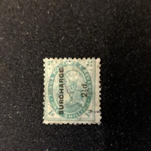 Tonga 24 VG, CV $30