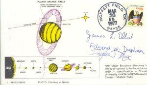 Uranus Ring Discovery Announced