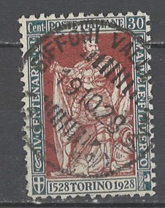 COLLECTION LOT # 4511 ITALY #203 1928 CV+$32