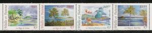 Wallis and Futuna Islands 559 2002 Landscapes strip