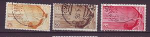 J17001 JLstamps 1935 italy used #c79-81 music $56.50 scv