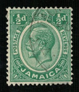 Jamaica, 1/2d (TS-316)