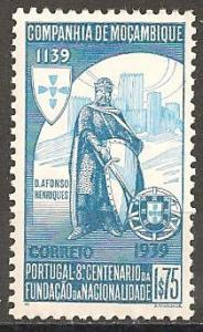 Mozambique Company #201 Mint Never Hinged VF (ST537)