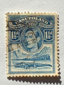 Basutoland – 1938 –Single Stamp – SC# 20 – Used