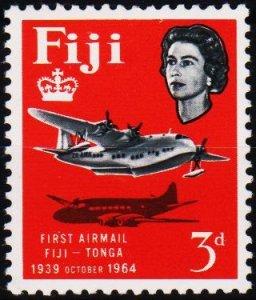 Fiji. 1964 3d S.G.338 Unmounted Mint
