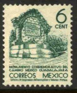 MEXICO 759, 6c Mexico-Guadalajara Highway Inauguration. MINT, NH. VF.