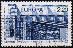 France. 1987 2f20 S.G.2771 Fine Used