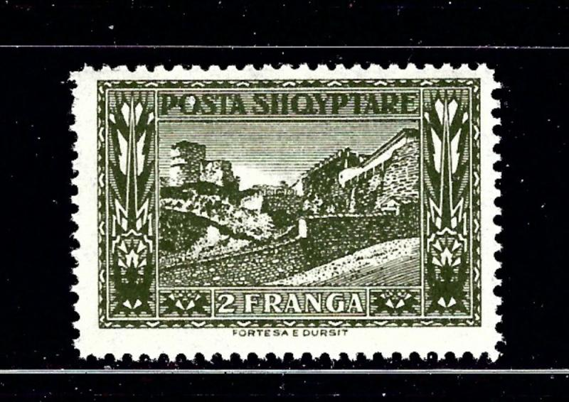 Albania 153 NH 1923 issue