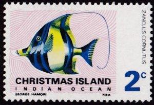 Christmas Island #23 Mint