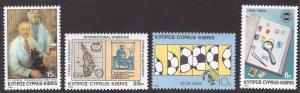 CYPRUS SCOTT 633-636