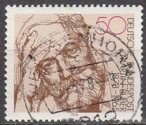 Germany #1268 F-VF Used  (S6375)