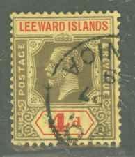 Leeward Islands 73 Used F