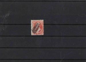 united states 1870 7c stanton  stamp cat £100+ ref 11651