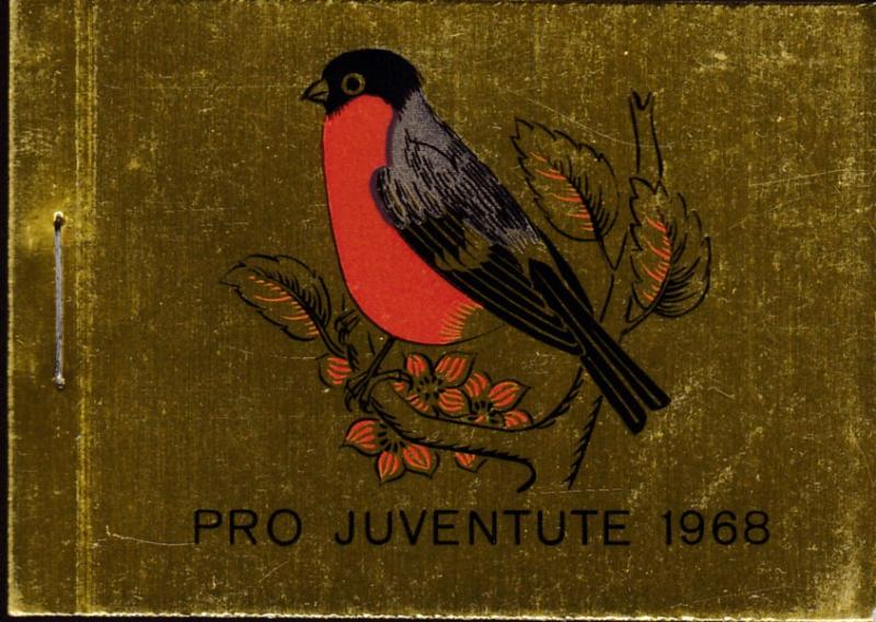 Switzerland 1966 Pro-Juventute Booklet Complete  VF/NH
