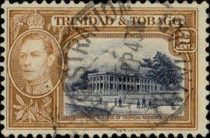 TRINIDAD & TOBAGO - 1943 -  REGISTRATION / TRINIDAD  DS on SG247 - Ref.832i