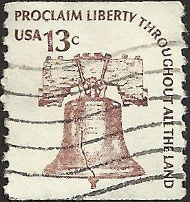 # 1618 USED LIBERTY BELL