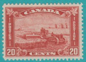 Canada 175 Excellent État à Charnières Og N° Défauts Extra Fin