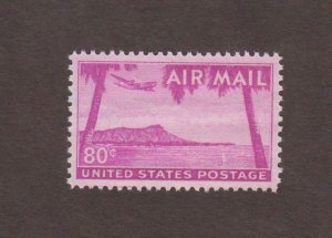 US,C46,HAWAII,MNH VERY FINE,1950'S AIRMAIL COLLECTION,MINT NH,VF