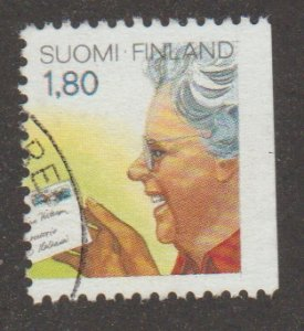 Finland 724 Letter Received