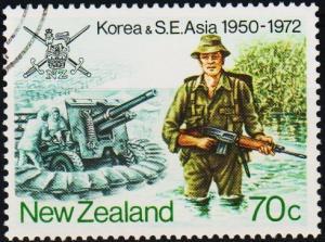 New Zealand. 1984 70c S.G.1355 Fine Used