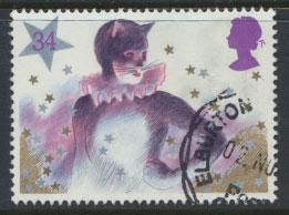 Great Britain SG 1307 SC# 1128 Christmas 1985 Used  see scan