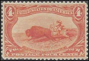 287 Mint,OG,H... SCV $110.00