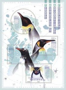 Scott #597 Penguin S/S MNH